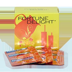 Fortune Delight® a Sunrider gyógynövényitala