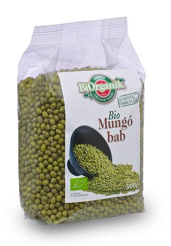 Biorganik bio mungóbab 500 g