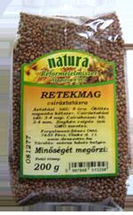 Natura retekmag csíráztatásra 200 g