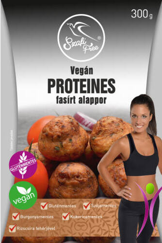 Szafi Free vegán proteines növényi fasírt alappor 300G (gluténmentes, szójamentes)