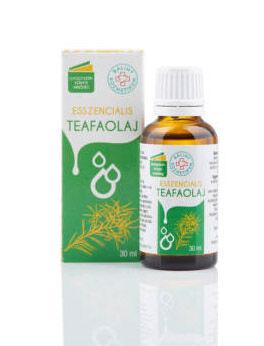 Esszenciális Teafaolaj 30 ml 100%-os - Bálint