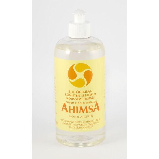 Ahimsa mosogatószer Citrom illat 500 ml