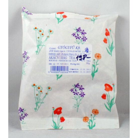 Akácvirág tea