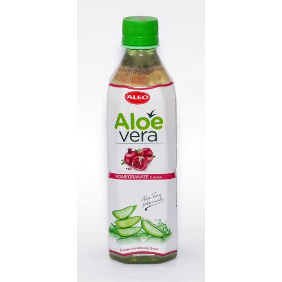 Aleo aloe vera ital gránátalma 500 ml