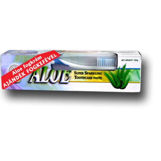 Aloe vera fogkrém Dr.Chen