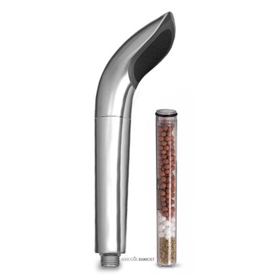 Aquafilter FHSH-8-CCH zuhanyszűrő - Króm
