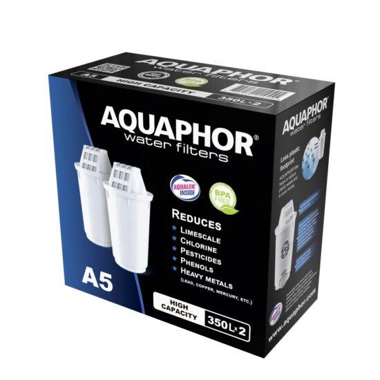 Aquaphor a5 kancsó szűrőbetét (350l) 2db-os kiszerelés