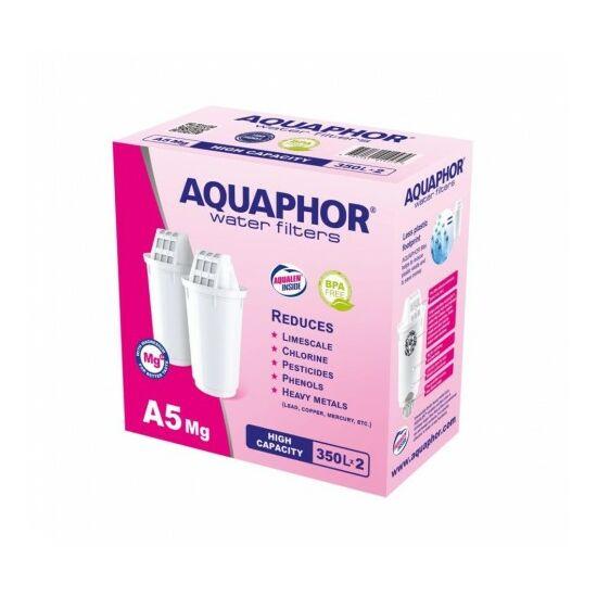 Aquaphor a5 mg kancsó szűrőbetét (350l) 2db-os kiszerelés