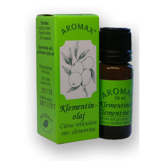 Aromax klementinolaj