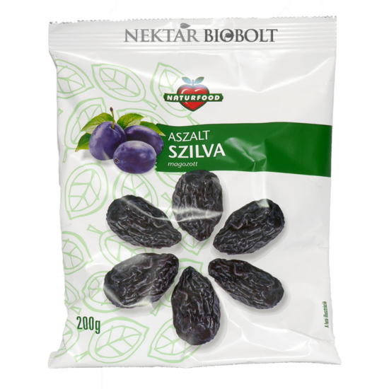 Aszalt szilva 200 g - naturfood