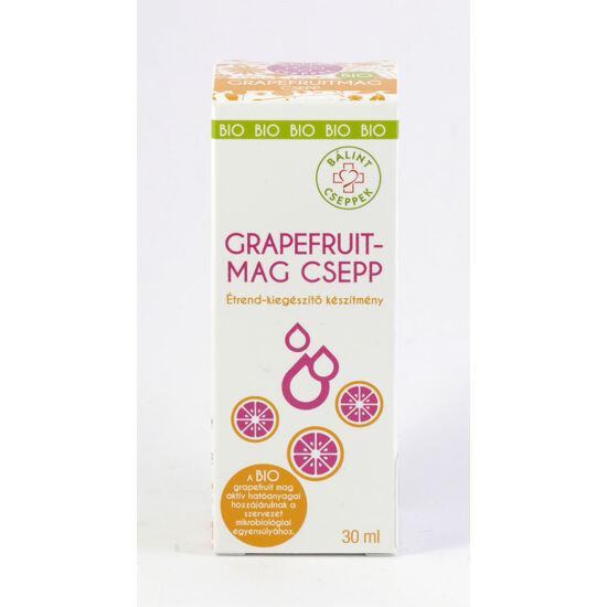 Bio grapefruitmag csepp 30 ml - Bálint cseppek
