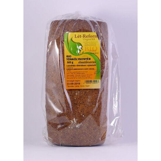 BIO kenyér élesztőmentes 500 g Lét-Reform