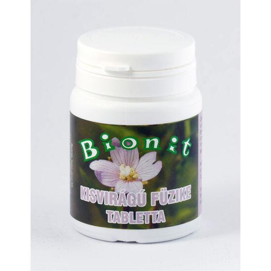 Bionit kisvirágú füzike tabletta
