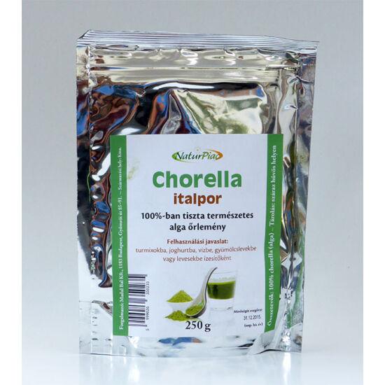 Chlorella italpor 250 g - Naturpiac