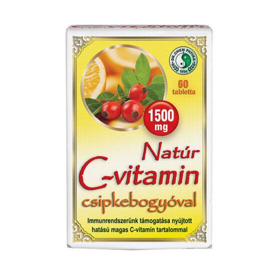 Dr.Chen C-Vitamin csipkebogyóval 60 db