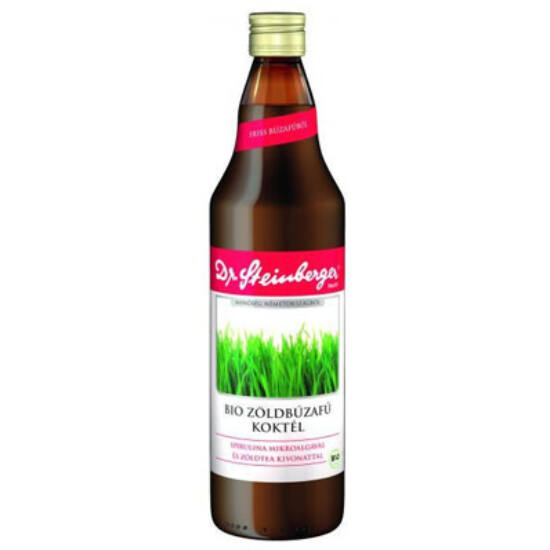 Dr.Steinberger bio zöldbúzafű koktél 750 ml