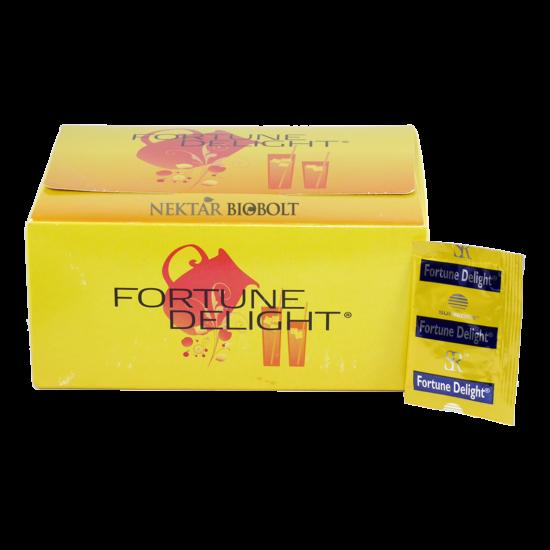 Fortune Delight citromos 60x3g
