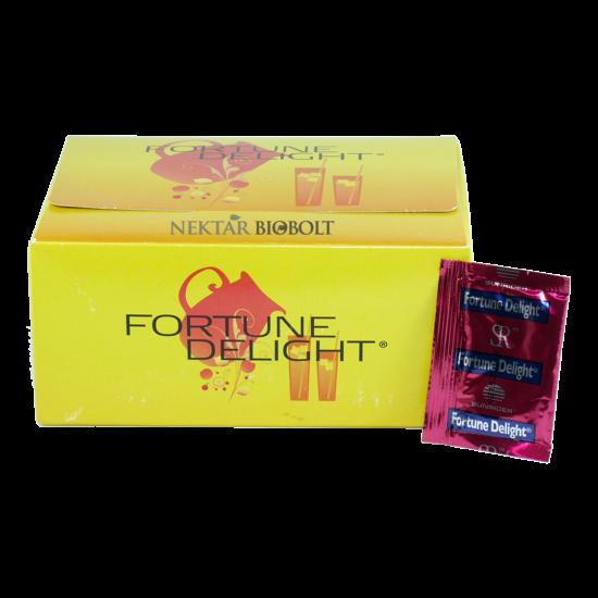 Fortune Delight málnás 60x3g