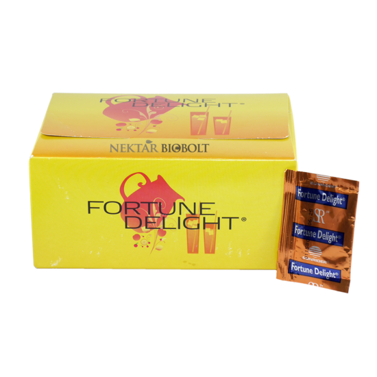 Fortune Delight natúr 60x3g