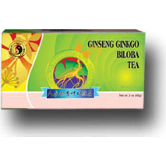 Dr.Chen Ginkgo-Ginseng zöld tea