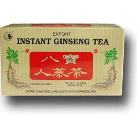 Dr.Chen Ginseng instant tea