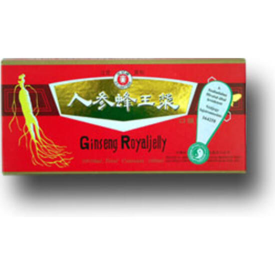 Dr.Chen Ginseng Royal Jelly ampulla