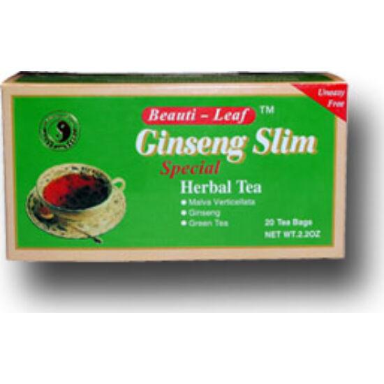 Dr.Chen Ginseng Slim fogyasztó tea filter