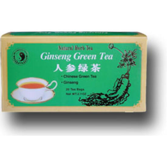 Dr.Chen Ginsenges zöld tea filter