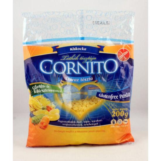 Cornito gluténmentes tészta kiskocka
