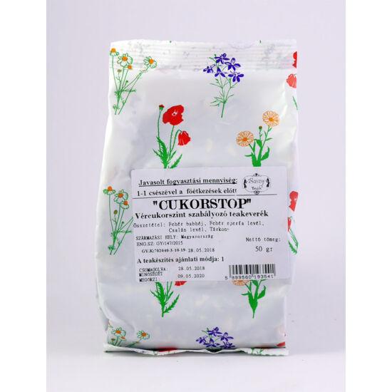 Gyógyfű Cukorstop Vércukorszint szabályozó tea
