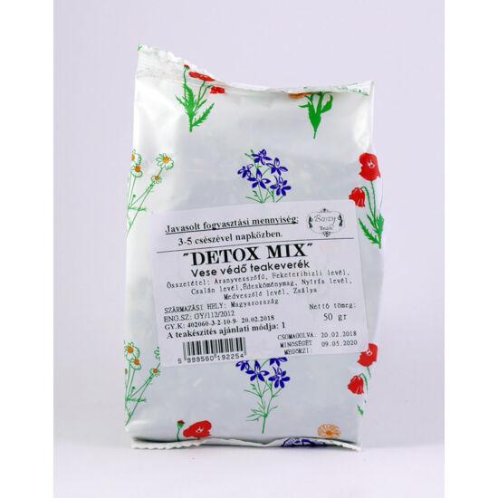 Gyógyfű Detox Mix Vesevédő teakeverék