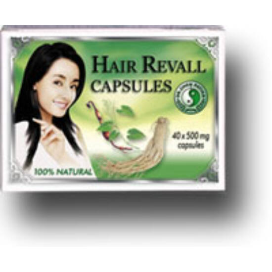 Dr.Chen Hair revall kapszula