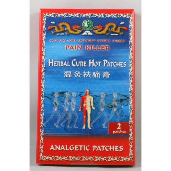 Dr.Chen Herbal Cure fáldalomcsillapító tapasz