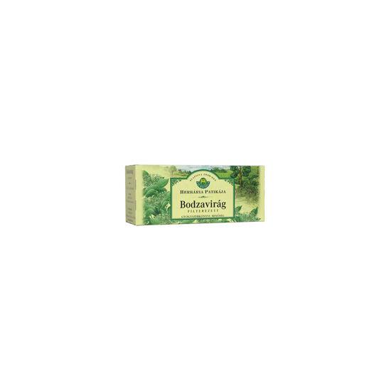 Herbária bodzavirág tea filteres