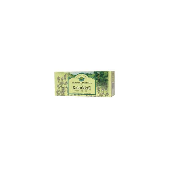 Herbária kakukkfű tea filteres