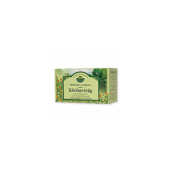Herbária körömvirág tea filteres