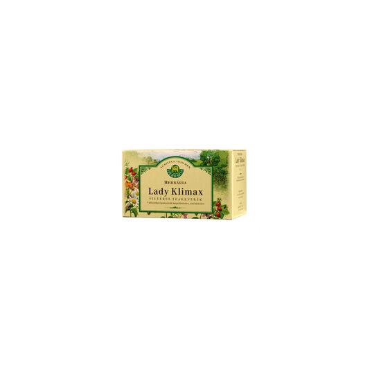 Herbária Lady Klimax tea filteres