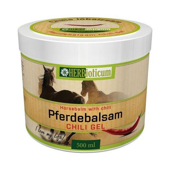Herbioticum lóbalzsam chilivel 500 ml