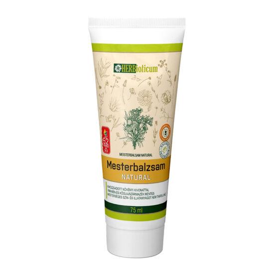 HERBioticum Mesterbalzsam NATURAL tubus 75 ml