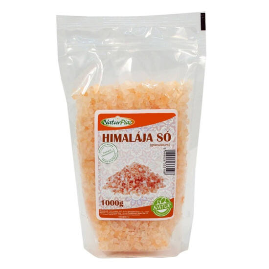 Himalája só granulátum 1000g - Naturpiac