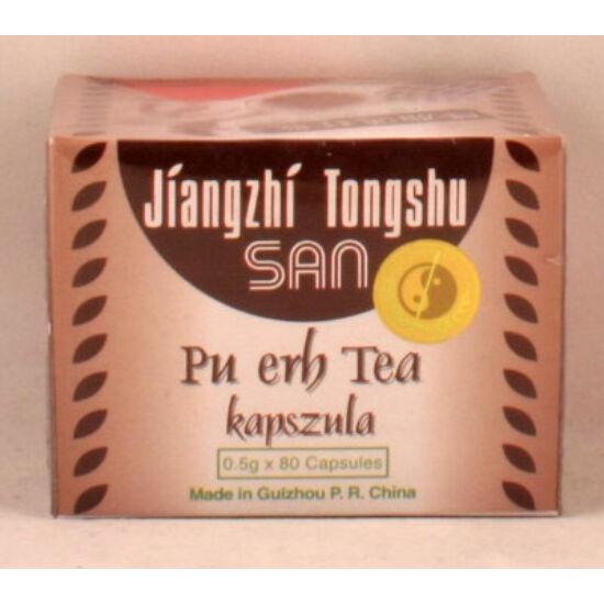 Dr.Chen Jiangzhi san puerh tea kapszula