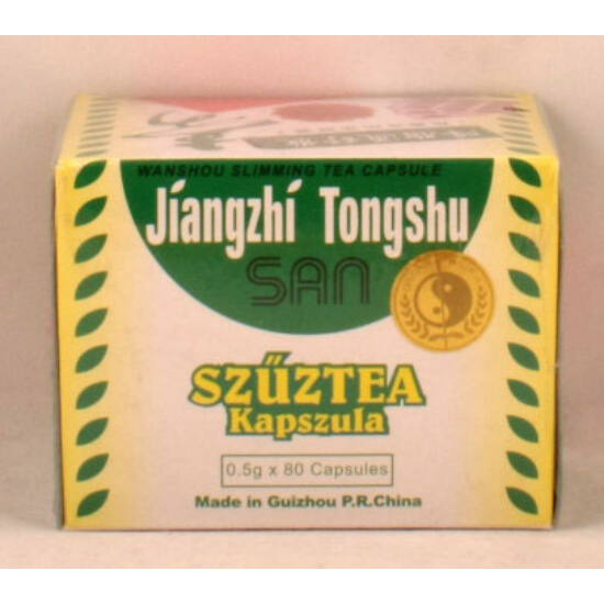 Dr.Chen Jiangzhi szűztea kapszula