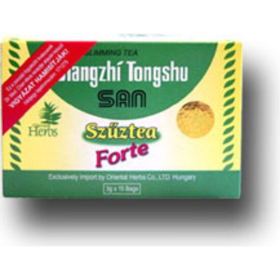Dr.Chen Jiangzhi tongsu san szűztea forte