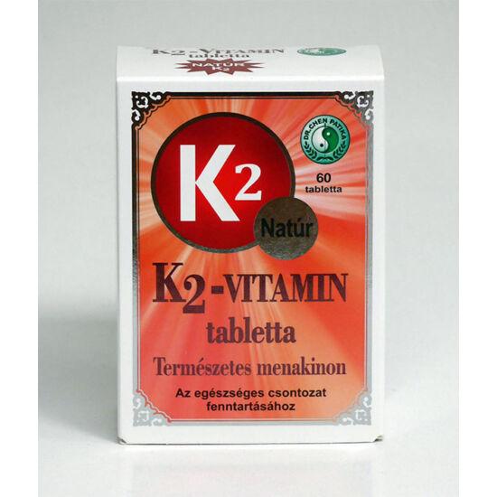 K2 vitamin - dr.Chen