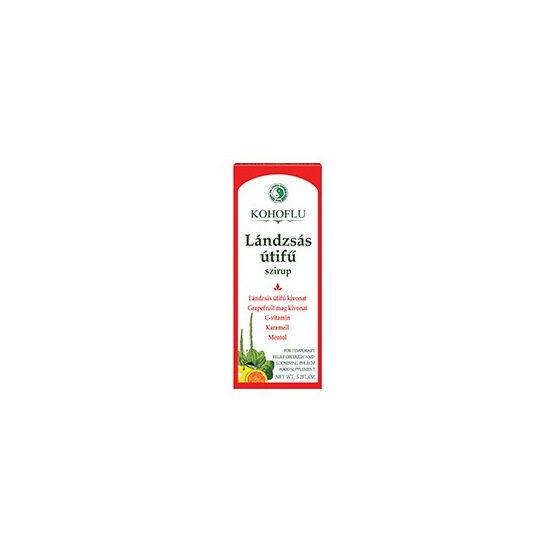 Dr.Chen Kohoflu szirup c- vitaminnal