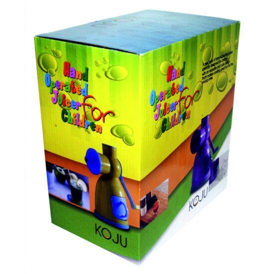 KOJU Konyhai Présgép Gyerekeknek - BPA Mentes