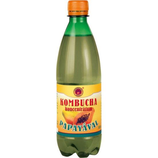 Kombucha tea koncentrátum papayás