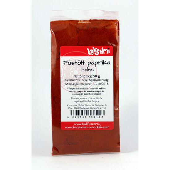 Lakshmi füstölt paprika édes 50 g