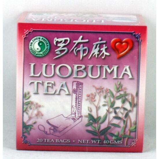 Dr.Chen Luobuma tea