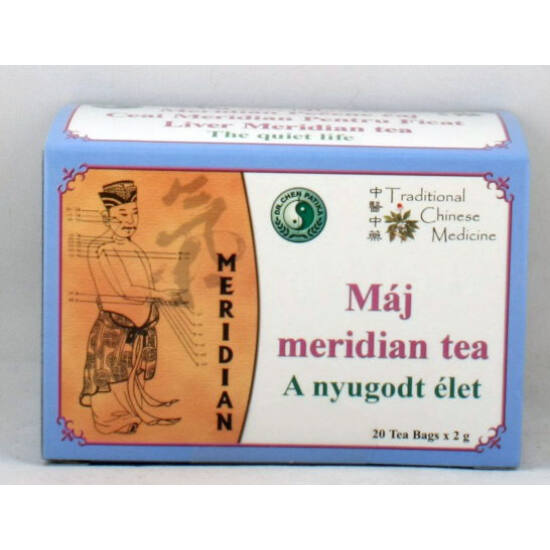 Dr.Chen Máj meridian tea